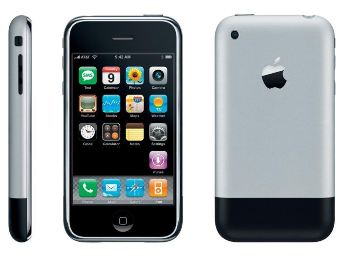 Primeras impresiones sobre el iPhone