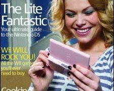 Revista para chicas gamers