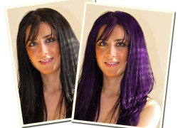 Tutorial Photoshop: cambia el color del pelo