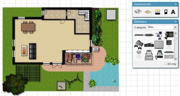 Floorplanner crea f cilmente planos de tu casa chicageek for Crea tu casa 3d