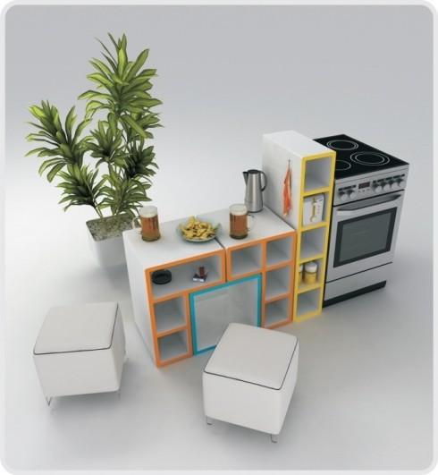 muebles en forma de tetris chicageek