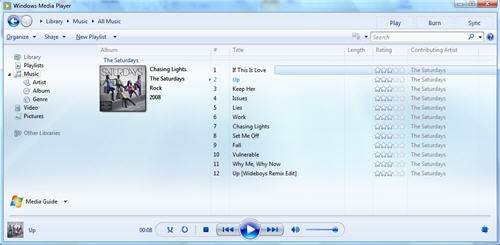 how to add videos on laptop to windows media player