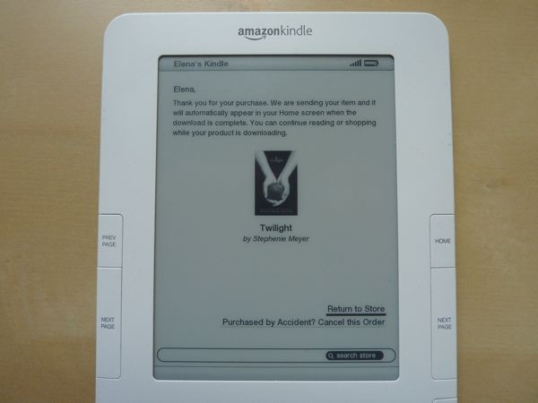 kindle-compra
