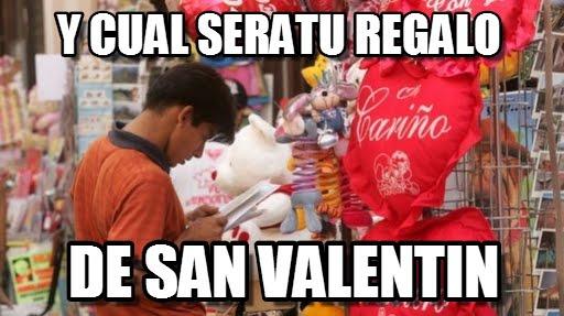 Regalos frikis de San Valentín