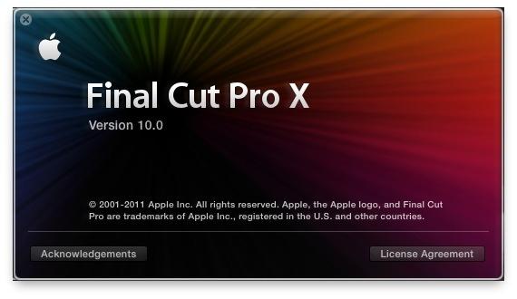 Análisis: Final Cut Pro X - ChicaGeek