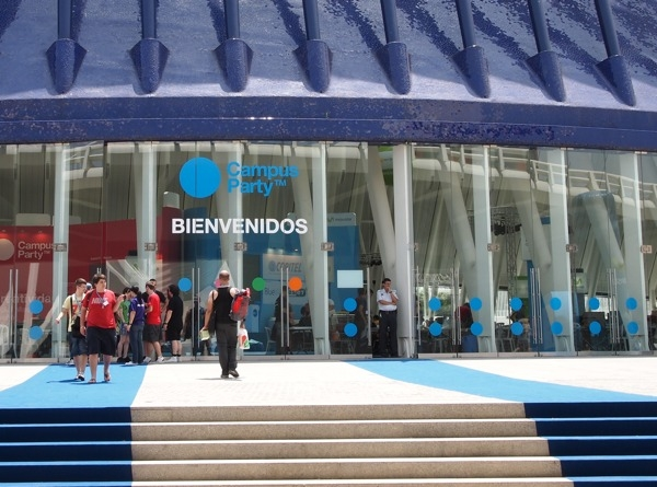 Campus Party Valencia 2011: mis impresiones
