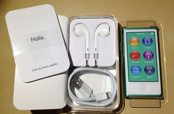 Análisis: iPod Nano de séptima generación - ChicaGeek