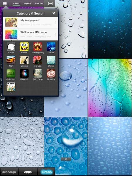 descargar fondos de pantalla hd para iphone