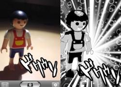 Manga-Camera: efecto manga para tus fotos