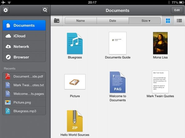 readdle potente visualizador de documentos para ipad With documents by readdle youtube download