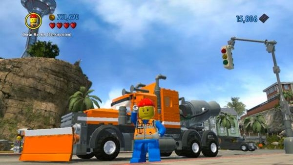 Analisis Lego City Undercover Para Wii U Chicageek