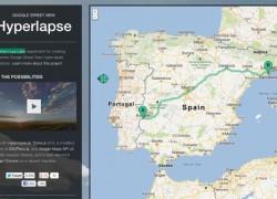 [TGIF] Haz un viaje supersónico en Google Maps