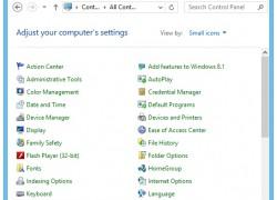 """Activa el """"Modo Dios"""" en Windows 8"""