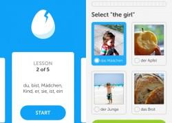 Aprende idiomas fácilmente con Duolingo