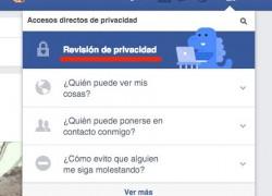 ¿Qué es la «revisión de privacidad» de Facebook?