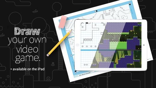 Crea tu propio videojuego con Pixel Press