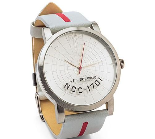 Reloj basado en la serie original de Star Trek