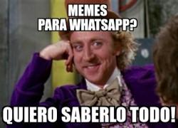 Cómo crear memes para Facebook o WhatsApp
