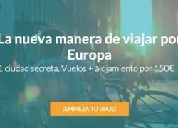 Waynabox: viajes sorpresa por Europa por 150€