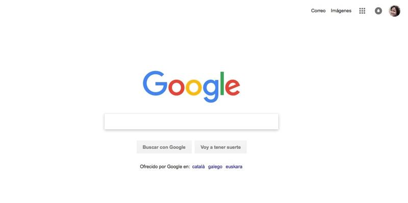¿Cómo eran tus páginas web favoritas hace unos años?