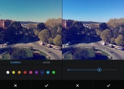 Instagram incluye dos nuevas herramientas para editar tus fotos