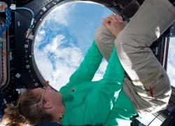 ¿Cómo viven los astronautas en el espacio?