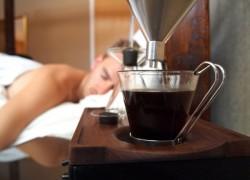 Despierta cada día con el aroma de café recién hecho