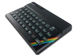 El ZX Spectrum vuelve… como teclado bluetooth