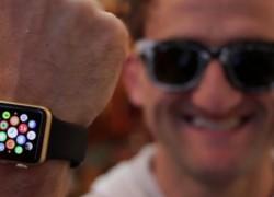 Convierte un Apple Watch en el modelo de oro