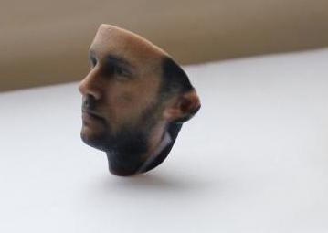 Lleva tus selfies al siguiente nivel imprimiéndolos en 3D