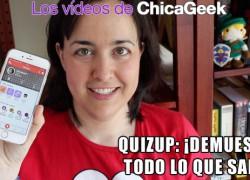 Vídeo: QuizUp, el mejor juego tipo Trivial para móvil