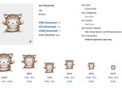 EasyIcon, buscador especializado en iconos