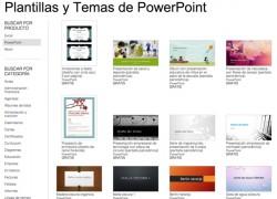 Dónde descargar y cómo instalar plantillas de PowerPoint