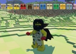 Lego Worlds, el Minecraft de LEGO