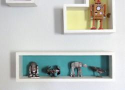 Crea tus propias estanterías con forma de piezas de Tetris