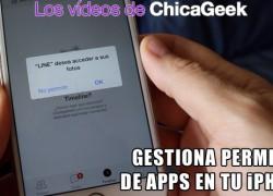 Vídeo: cómo gestionar los permisos de apps en iPhone