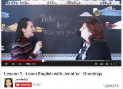 8 canales de YouTube para aprender inglés