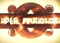 La intro de Juego de Tronos, versión Super Mario World