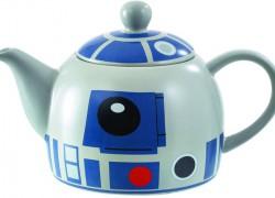 Esta tetera de Star Wars rinde homenaje a R2-D2