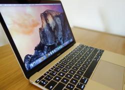 Análisis: MacBook Retina 12″ 2015