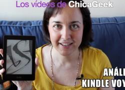 Vídeo: probando el Kindle Voyage