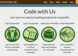 Apúntate a Free Code Camp, el campamento online para aprender a programar gratis