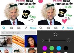 KitCut: crea divertidos montajes de humor con tus fotos