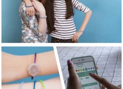 Jewelbots, las pulseras de la amistad para adolescentes que puedes programar