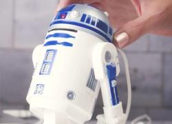 R2-D2 es ahora una aspiradora USB