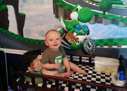 Esta habitación de Mario Kart 8 es la que todos habríamos querido de niños