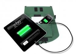 Cargador solar para tus gadgets asequible y eficiente