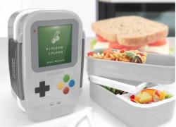 Mantén tu comida fresca con este Game Boy