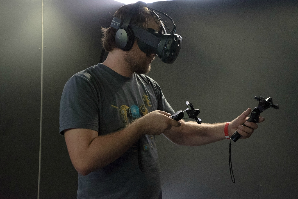 El dispositivo de Valve y HTC de realidad virtual TAGS:undefined