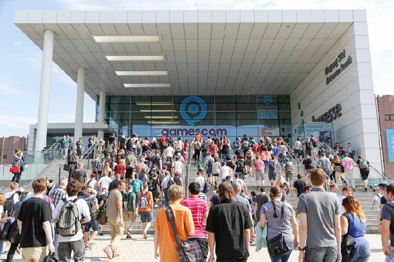 Gamescom 2015 TAGS:undefined